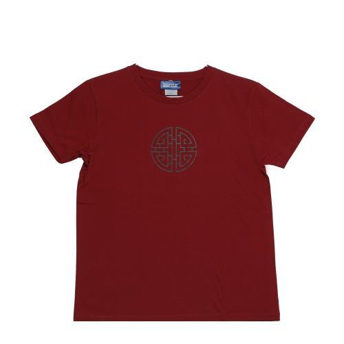 エトランジェディコスタリカプロデュース grand musee ギフト Tシャツ レディス L グランミュゼ Chinois 公式通販サイト 再入荷/予約販売! プレゼント 安全 バーガンディ 記念品