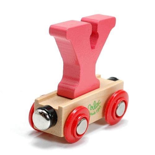 与え ヴィラック フランス 木のおもちゃ大人気 アルファベット トレイン Vilac おもちゃ Y 木製 キッズ 本店 知育玩具