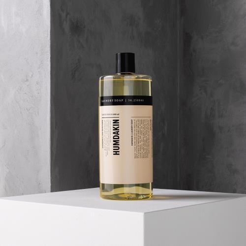 デンマークのライフスタイルブランドHUMDAKIN ランドリーソープ1000ml カモミール 贈与 HUMDAKIN 交換無料 ハムダキン 洗濯洗剤
