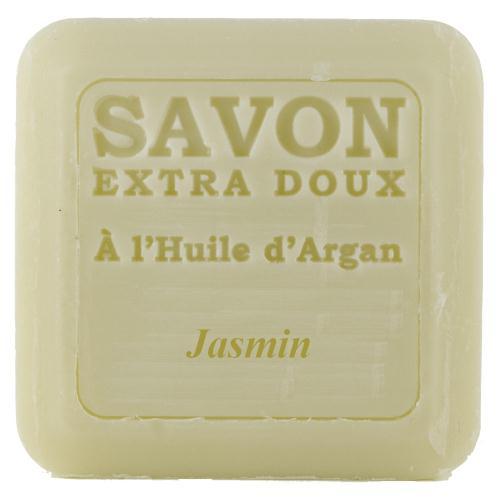 フランス プロヴァンスのナチュラルボディケア 石けん 気質アップ ギフト アルガンオイルソープ100g ジャスミン (人気激安) 女性 石鹸 プレゼント プランツ パルファム