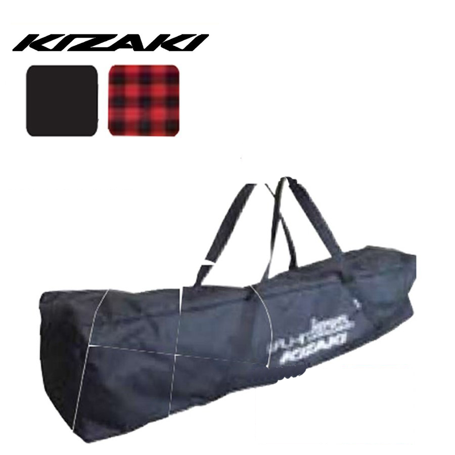 KIZAKI キザキ ウォーキングポールケース 20セット入用 ポール収納 バッグ ノルディック ノルディックウォーキング 登山 AAK-006