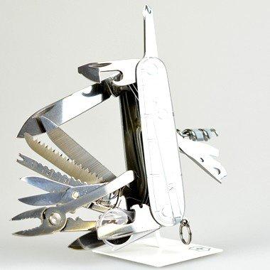Victorinox ビクトリノックス スイスチャンプ・シルバーテック キャンプ用品 BBQ 登山 万能ナイフ のこぎり 金属やすり ナイフ ツールナイフ
