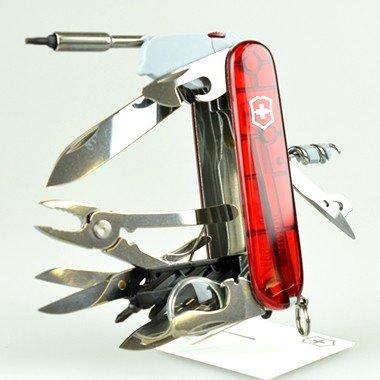 Victorinox サイバーツールライト ビクトリノックス キャンプ用品 BBQ 登山 万能ナイフ ナイフ トルクスビット ワイヤーカッター ツールナイフ