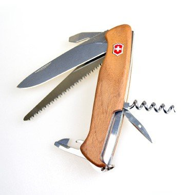 Victorinox レンジャーウッド55 ビクトリノックス キャンプ用品 BBQ 登山 万能ナイフ せん抜き のこぎり せん抜き ナイフ ツールナイフ