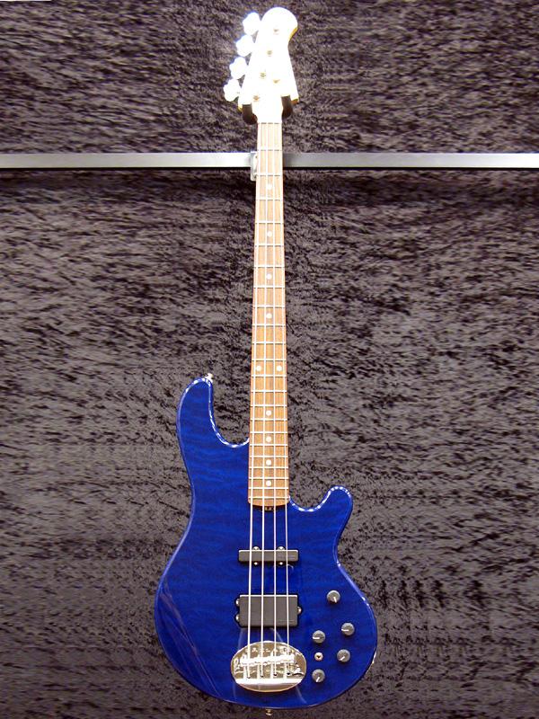 Lakland SL4-94 Deluxe T.BLUE/R 新品 トランスブルー[レイクランド][デラックス][Trans blue,青][エレキベース,Electric Bass]