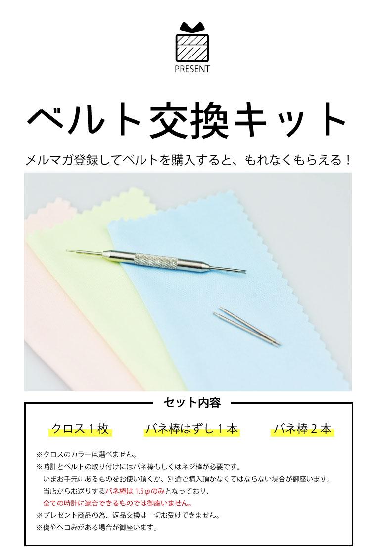 Newsletter registration + belt buyers present belt replacement kit 10 P 29 Aug16 10P01Oct16