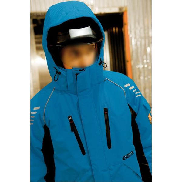 アイトスAZ-6063 防寒ジャケット 5L 光電子 防寒 作業服 【代引き不可】
