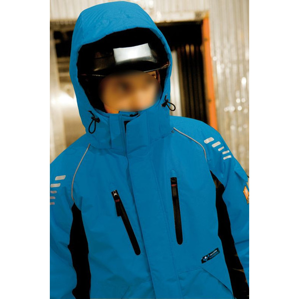 アイトスAZ-6063 防寒ジャケット S~LL 光電子 防寒 作業服 【代引き不可】