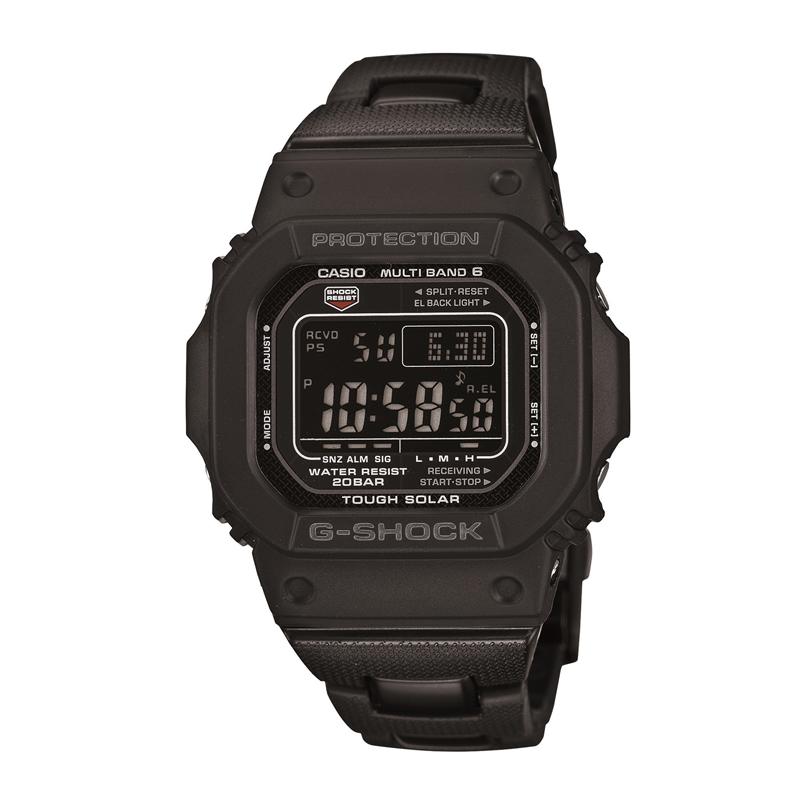 カシオ CASIO メンズ腕時計 G-SHOCK GW-M5610BC-1JF ブラック/ブラック