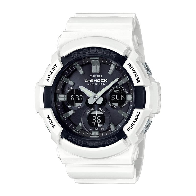 カシオ CASIO メンズ腕時計 G-SHOCK GAW-100B-7AJF ブラック/ブラック