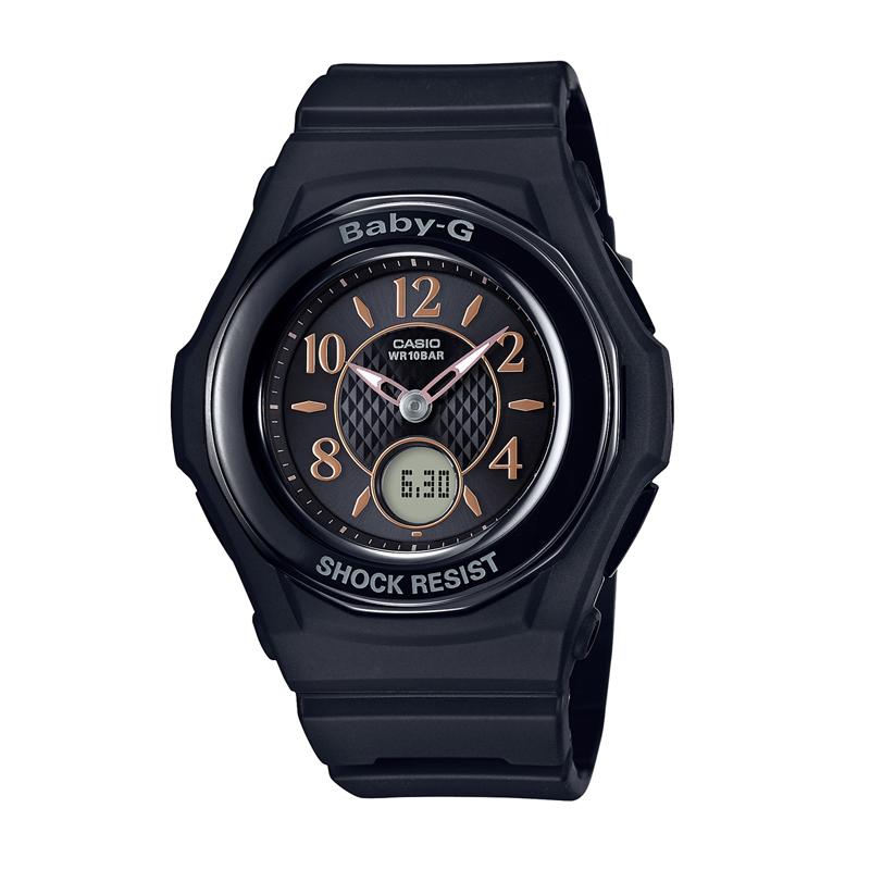 カシオ CASIO レディース腕時計 BABY-G BGA-1050B-1BJF ブラック/ブラック