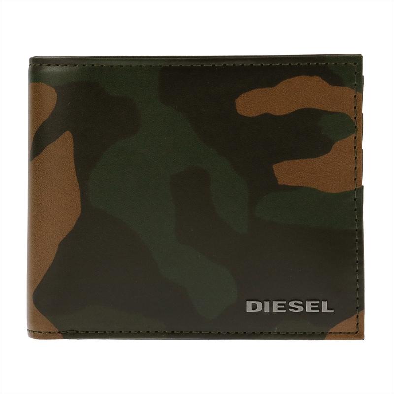 ディーゼル DIESEL 折財布 X04131-P1074 H5477