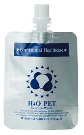 ◆犬猫用 H4Oペットウォーター (100ml×30袋):代引き不可