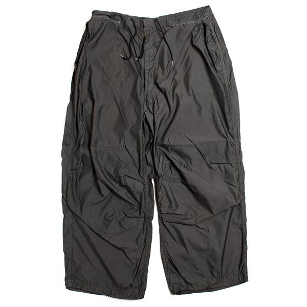 アメリカ軍 Snow 人気 Camo Pants リメイクポケット 後染め加工 US Military スノーカモ DEAD dye Garment BLACK Pocket アイテム勢ぞろい Custom STOCK オーバーパンツ