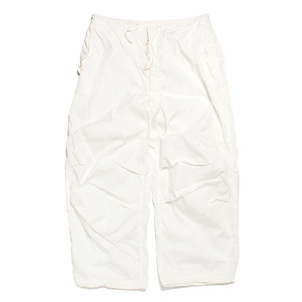 アメリカ軍 Snow Camo 売買 Pants リメイクポケット 後染め加工 US Military STOCK セール 登場から人気沸騰 Bleach DEAD オーバーパンツ Custom スノーカモ Pocket