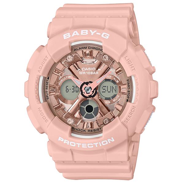 カシオ 腕時計 正規 ベビーG CASIO BABY-G 時計 レディース ウオッチ BA-130-4AJF 国内正規品【送料無料】【P05】【ギフト】