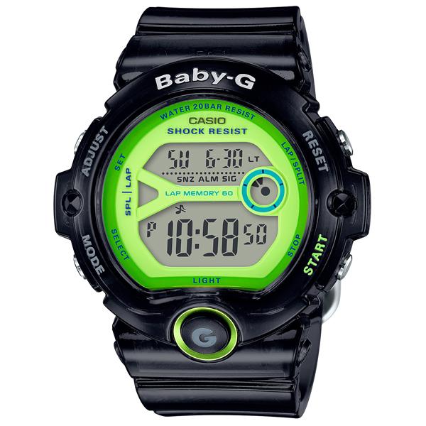 カシオ 腕時計 正規 ベビーG CASIO BABY-G 時計 レディース ウオッチ BGA-6903 ~for running~ BG-6903-1BJF 国内正規品【送料無料】【P05】【ギフト】