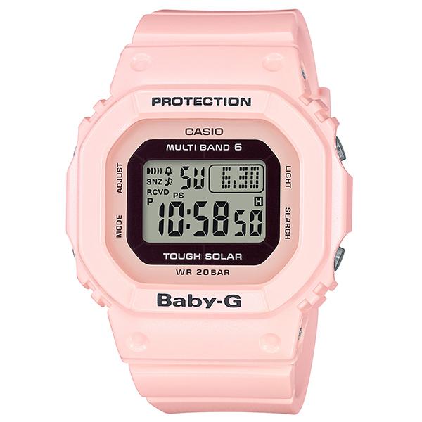 カシオ 腕時計 正規 ベビーG CASIO BABY-G 時計 レディース ウオッチ 電波ソーラー BGD-5000-4BJF 国内正規品【送料無料】【P05】【ギフト】