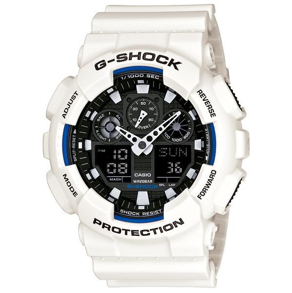カシオ 腕時計 正規 Gショック CASIO G-SHOCK ジーショック 時計 メンズ ウオッチ GA-100B-7AJF 国内正規品【送料無料】【P05】【ギフト】