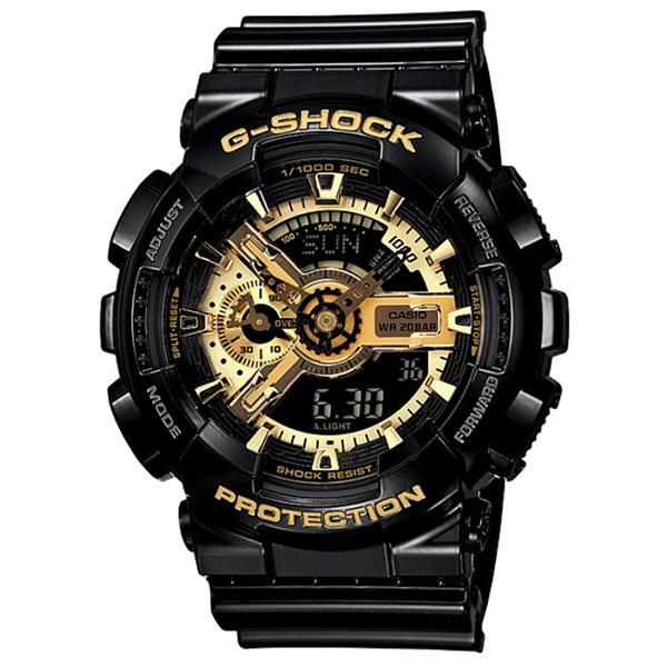 カシオ 腕時計 正規 Gショック CASIO G-SHOCK ジーショック 時計 メンズ ウオッチ GA-110GB-1AJF 国内正規品【送料無料】【P02】【ギフト】