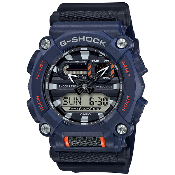 Gショック G-SHOCK 国内正規品【送料無料】【ご卒業 時計 ご入学 ウオッチ ご就職 メンズ ギフト】【P02】 ジーショック CASIO GA-900-2AJF 腕時計 カシオ
