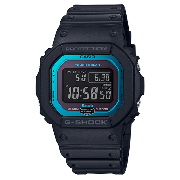 カシオ 腕時計 正規 Gショック CASIO G-SHOCK ジーショック 時計 メンズ ウオッチ Bluetooeh搭載 電波ソーラー GW-B5600-2JF 国内正規品【送料無料】【P05】【ギフト】