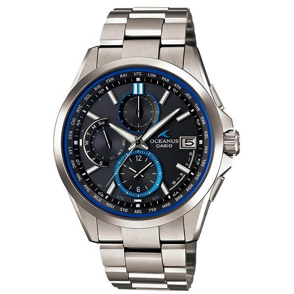 カシオ 腕時計 正規 オシアナス CASIO OCEANUS 時計 メンズ ウオッチ クラシックライン OCW-T2600-1AJF 国内正規品【送料無料】【P05】【ギフト】