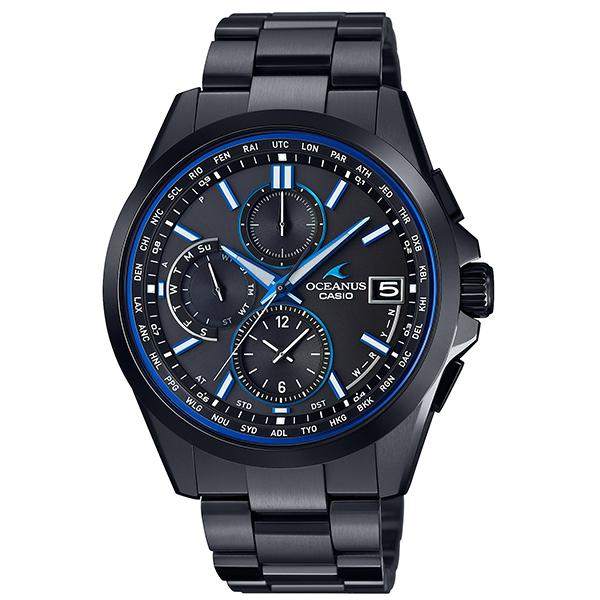カシオ 腕時計 正規 オシアナス CASIO OCEANUS 時計 メンズ ウオッチ クラシックライン OCW-T2600B-1AJF 国内正規品【送料無料】【P05】【ギフト】