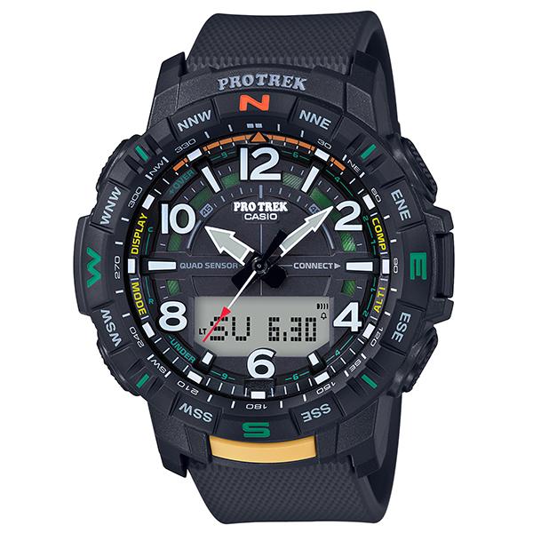 カシオ 腕時計 正規 プロトレック CASIO PRO TREK 時計 メンズ ウオッチ Climber Line BLE スマートフォンリンク Bluetooth アウトドアギア PRT-B50-1JF 国内正規品 ウォッチ【送料無料】【P02】【ギフト】