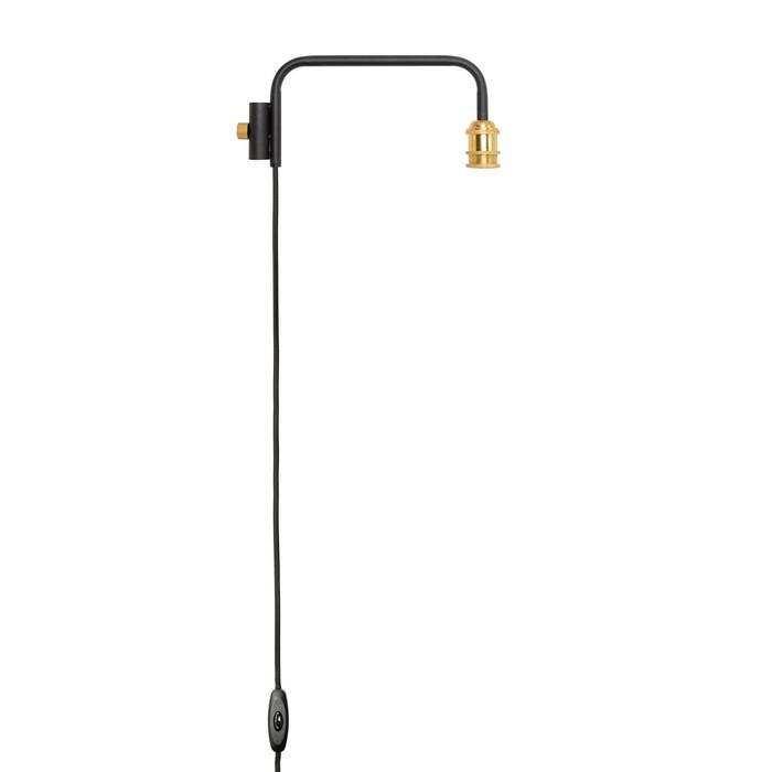 【公式】 平安伸銅工業 DRAW A LINE ドローアライン 201 LAMP ARM S BK