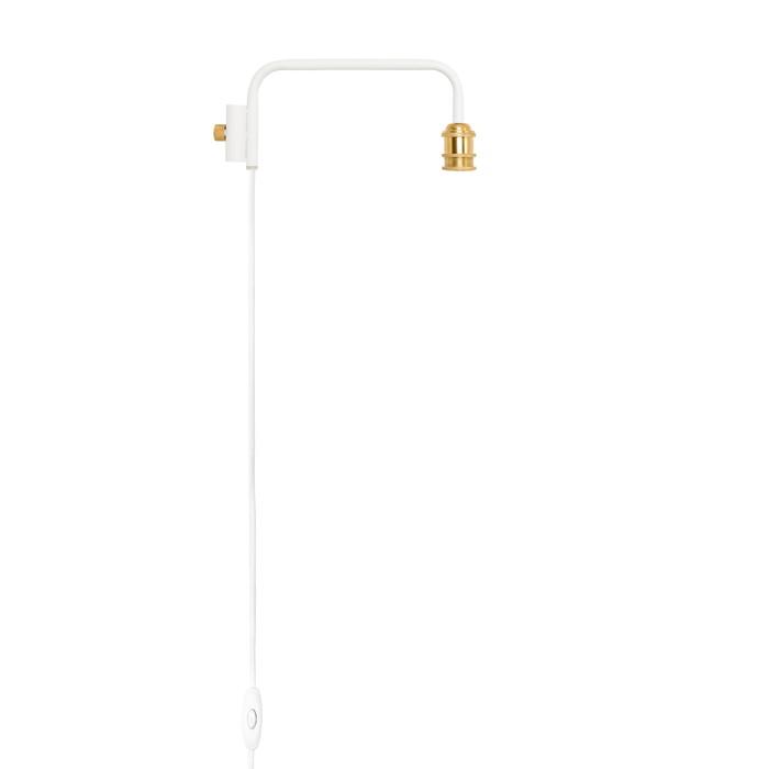 【公式】 平安伸銅工業 DRAW A LINE ドローアライン 201 LAMP ARM S WH