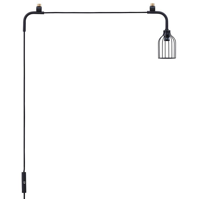 【公式】 平安伸銅工業 DRAW A LINE ドローアライン Lamp B ブラック 横専用