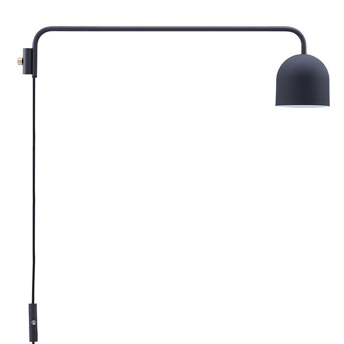 【公式】 平安伸銅工業 DRAW A LINE ドローアライン Lamp C ブラック 縦専用