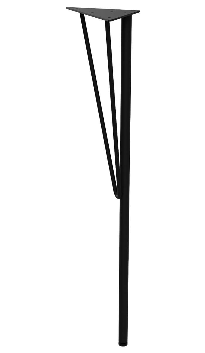 自作 安定 おしゃれ ウィークエンド ワークショップ 机 爆安プライス DIY ブラック 黒 テレワーク LEG ラブリコ 高さ68cm~69cm LABRICO スチールテーブル脚 爆買いセール 公式 1本売り WTK-1 TABLE 在宅