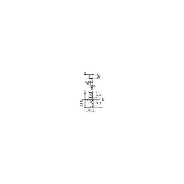 旗丁番(HH-H-0092)