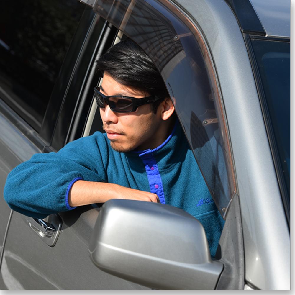 【送料無料】アウトドア誌「GARVY」コラボサングラスアウトドアが120%楽しくなるアウトドア専用サングラススポーツフレーム調光NEO調光・NeoContrast紫外線99.9%カット