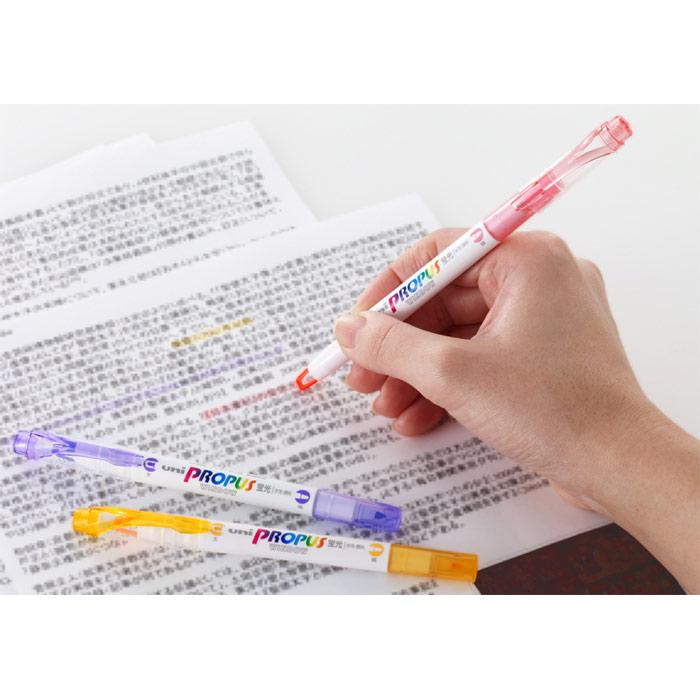 三菱铅 uni 刷荧光笔道具和 Windows 软颜色道具窗口卡普洛普斯窗口 10P13Dec15