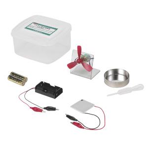 ペルチェ素子実験器 体温発電型532P17Sep16