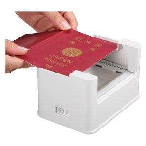 二次元コードリーダー QK30-OP-U USB接続 【1年保証】 パスポートOCR読み取り対応二次元コードスキャナー DENSO デンソーウェーブ