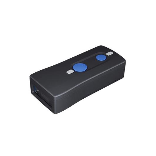 無線式小型二次元ハンディスキャナー SF1-QB 【1年保証】 Bluetooth接続 胸ポケットサイズの二次元コードリーダー