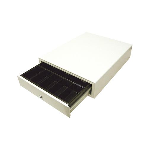 ソフトウェアオープン POSドロアー OC350P-USB2 キャシュドロアー 全店販売中 コマンドオープン キー付属 USB接続 USB給電 メーカー再生品 電源不要 3紙幣5貨幣