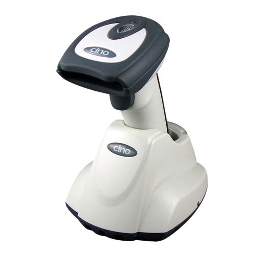 高性能 Bluetoothリニアイメージャ F780BT-GV CCD CINO バーコードリーダー USBセット(本体、スマートクレードル、充電池パック、ACアダプタ、インターフェイスケーブル付)