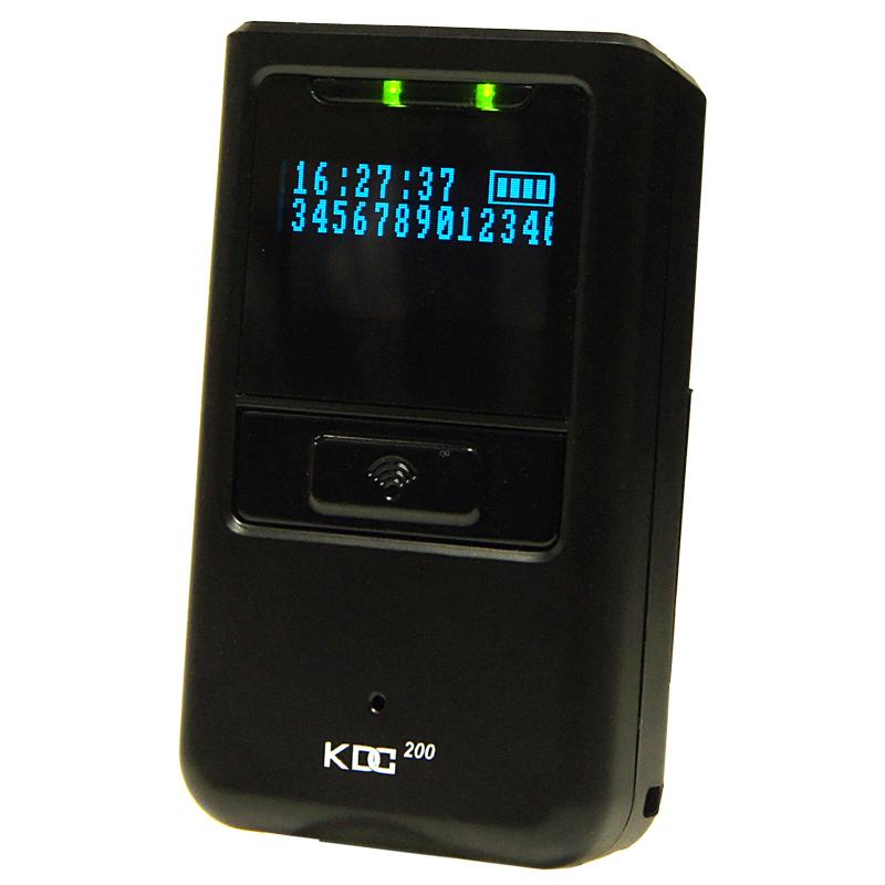 【特価 訳あり】 KDC200iM 無線データコレクター レーザースキャナー搭載バーコードリーダー ディスプレイ付き 超小型・軽量 KOAMTAC