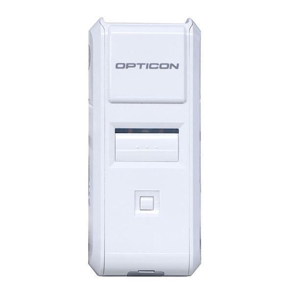 OPN-4000i-WHT バーコードデータコレクター 白 【1年保証】 CCDスキャナー搭載 Bluetooth MFi オプトエレクトロニクス