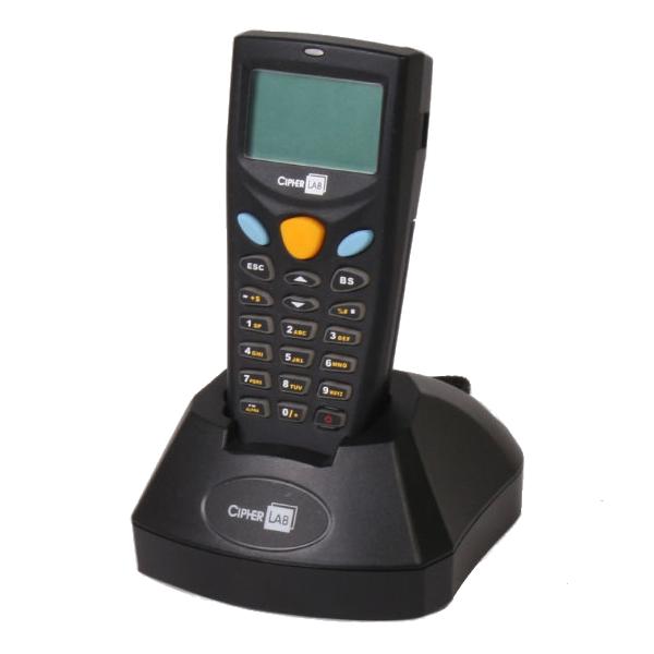 バーコードハンディターミナル MODEL 8001 通信クレードルセット (充電池式・レーザーモデル) アプリケーション付 8001L-02USB