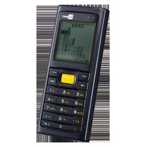 バーコードハンディターミナル MODEL 8230 大画面ハンディターミナル Bluetooth Wi-Fi接続 アプリケーション付 8230-2D-4M