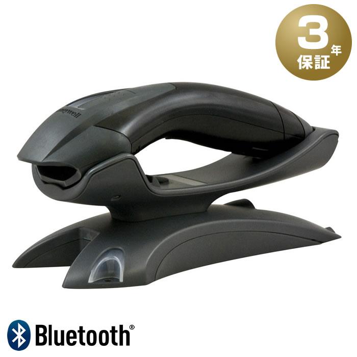 バーコードスキャナー 宅配便送料無料 レーザー と充電 無線ベースステーションのセット 3年保証 Bluetoothバーコードリーダー Voyager ハネウェル 黒 充電無線クレードルセット 1202gセット 付 Honeywell <セール&特集> USBコネクタ