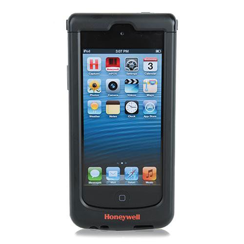 iPod touch 5G用 ジャケット型 2次元スキャナー Captuvo SL22 バーコードスキャナー 2D 標準レンジ 【1年保証】 Honeywell ハネウェル