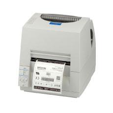 コンパクトバーコードラベルプリンター CL-S630 熱転写、感熱式モデル レシートプリンター 解像度:300dpi <シチズン システムズ>