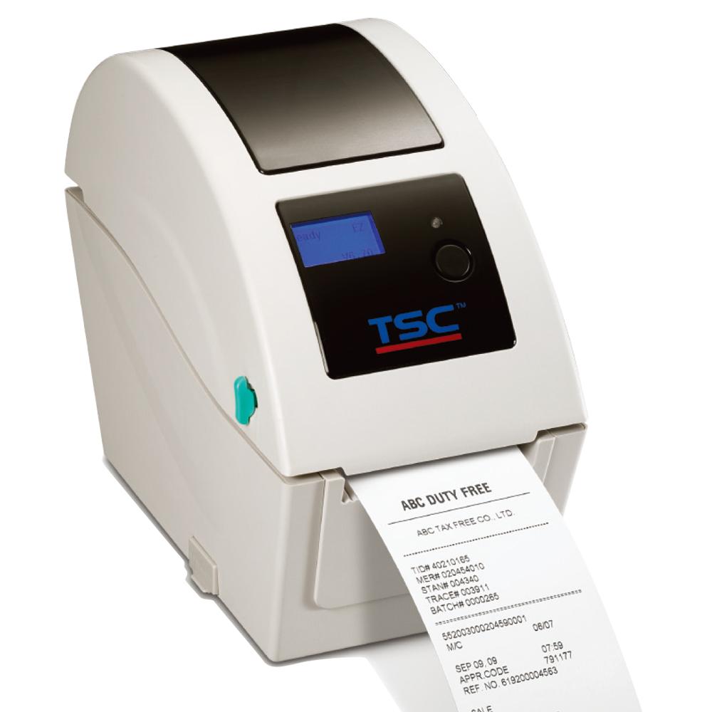 【2年保証】 感熱紙ラベルプリンター TDP-225 RS232C/USB接続 2インチ幅 レシートプリンター 203dpi サーマル式